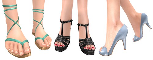 GOS & SLink Shoes
