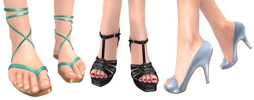 GOS & SLink Shoes