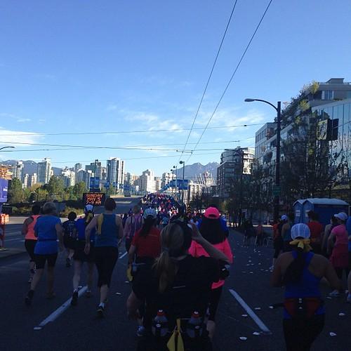 Vancouver 1/2 Marathon