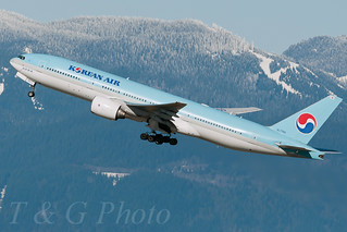 HL-7750 - Korean Air - Boeing 777-2B5/ER
