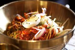 bibim guksu @ myung dong noodle house