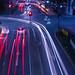 Small photo of Brisbane traffic trails