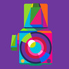 The new buddy icons for Flickr: A medium format camera