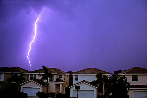 "~ ""WHAT A WAY TO HERALD FLORIDA'S RAINY SEASON, 2013!"""