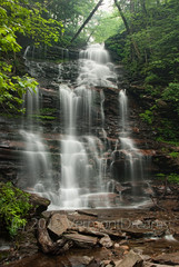 Ganoga Falls, Ricketts Glen