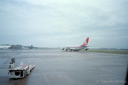 カーゴルックス 747−8F / Cargolux 747-8F