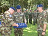 Gen. Gerald Aherne presents CSDPM medals to EUTM personnel by European External Action Service - EEAS