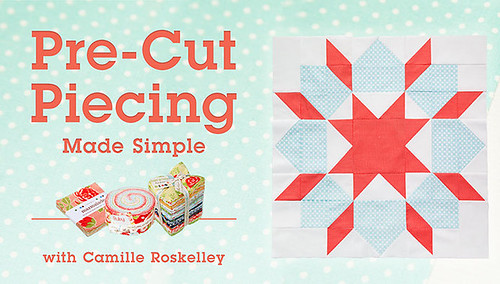 pre cut piecing made simple