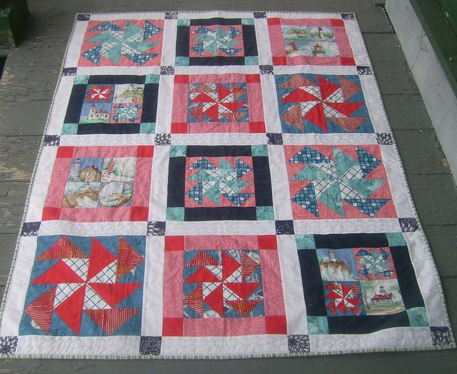Project Quilting-Tradition Times Three