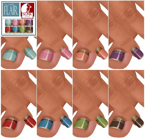 Flair - Nails Set 81