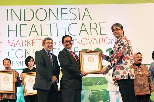 Indonesia Health Care Marketing & Innovation Conference 2013 – RSUP Dr. Hasan Sadikin Bandung.