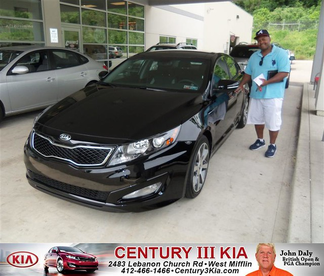 century 3 kia would like to say congratulations to david martin on the 2013 kia optima from. Black Bedroom Furniture Sets. Home Design Ideas