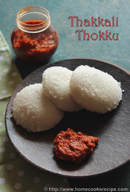 Thakkali Thokku