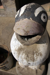 art, clay, sculpture,