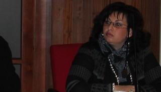 La consigliera Lucia Brescia di Polignano