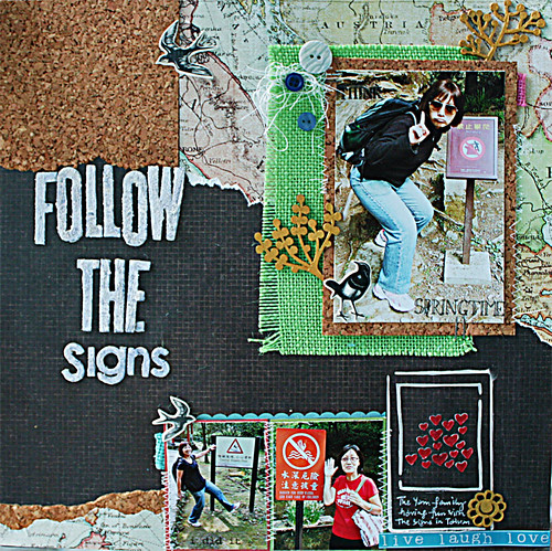 Follow-the-signs-layout-by-Yvonne-Yam-for-The-Crafters-Workshop