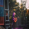 Willie Nelson at Edgefield last night! Great evening for an outdoor concert.