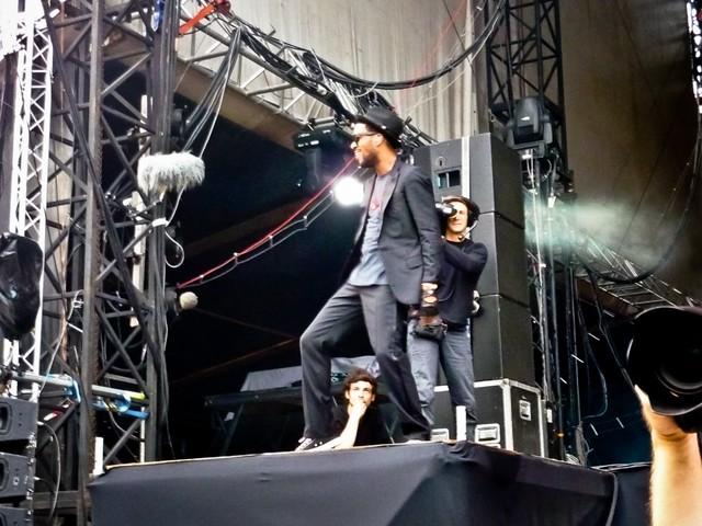 Kid Cudi - The Cud Life Tour - Rock-en-Seine, Paris (2011)
