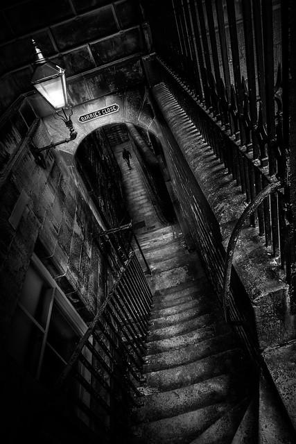 Barrie's Close, Edinburgh