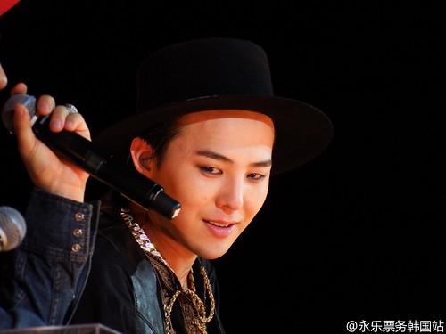 G-Dragon - V.I.P GATHERING in Harbin - 21mar2015 - 永乐票务韩国站 - 03
