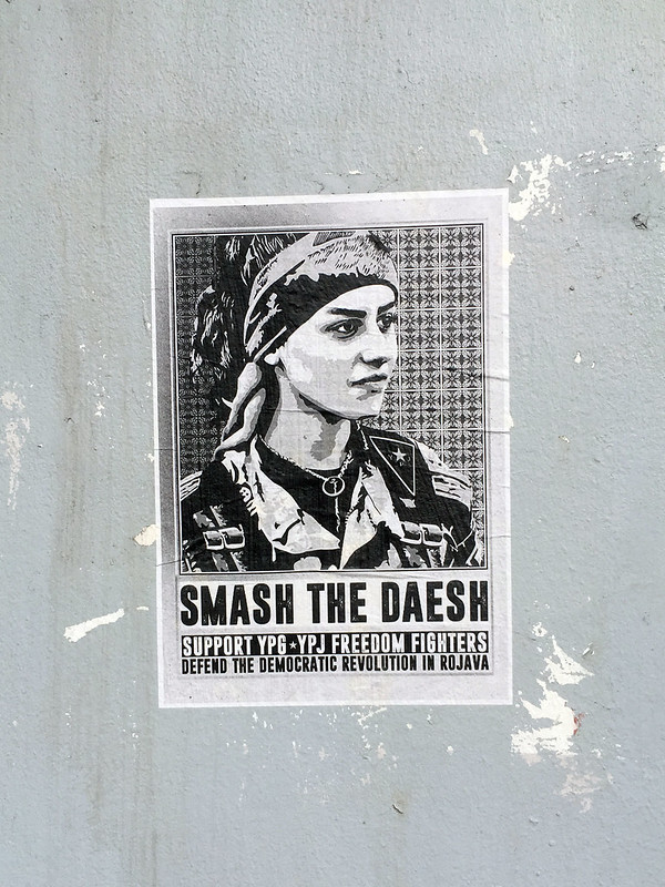SMASH THE DAESH