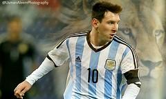 Lionel Lion Messi