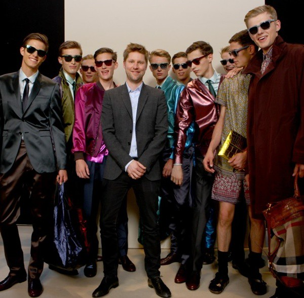 8 Burberry Prorsum Menswear SpringSummer 2013