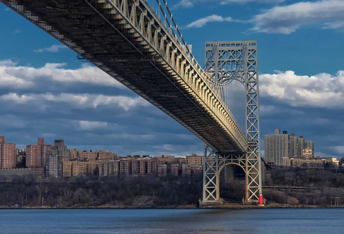 [Free Images] Architecture, Bridges, City / Town, Landscape - United States of America ID:201304051600