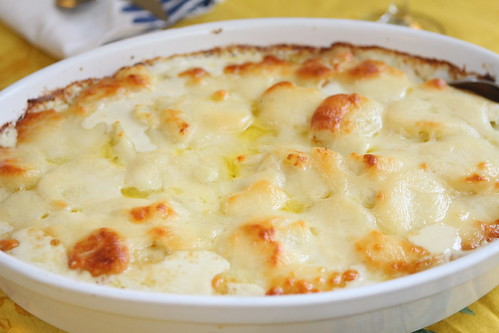 Nana STIM's Scalloped Potatoes