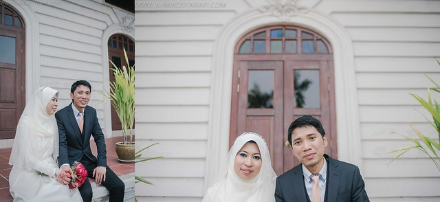 Raikan Cinta | Ain + Amir