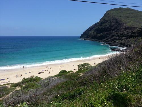 Makapu'U Beach by ** Gudenius **