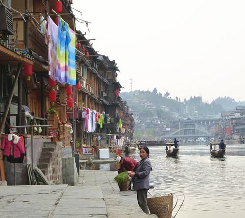 Hunan13-Fenghuang-Habitants (70)