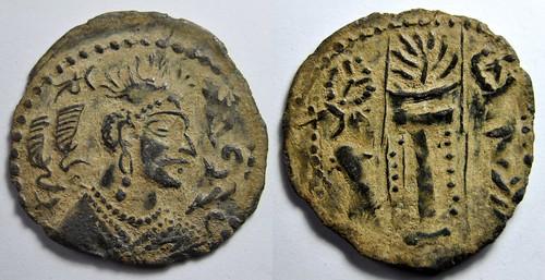 Monnaies des Huns Hephtalites - Page 3 8613311797_3e08a80fff