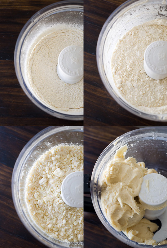 Pie dough, step by step