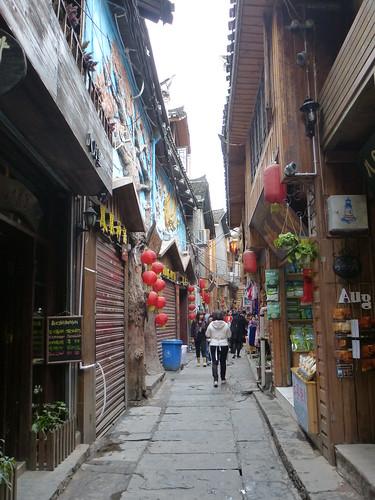 Hunan13-Fenghuang-Ville-Rive Nord (27)