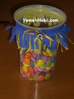 doğum günü için şekerleme kasesi