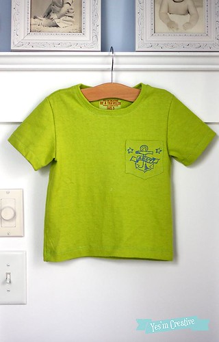 Figgy's Banyan Tee w/ Urban Threads Anchor Embroidery