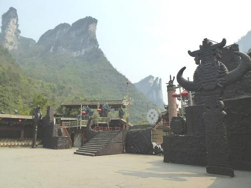 Hunan13-Dehang-ville (110)