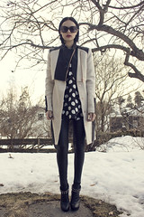 Outfit | Very by Vero Moda, Gina Tricot, Cubus and Marc Jacobs tranclucent  .... By: Barbro Andersen