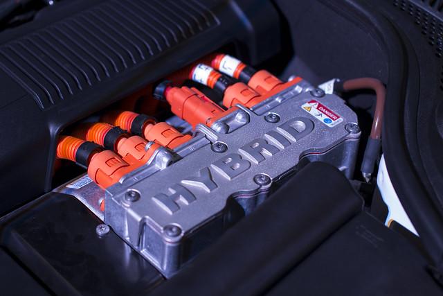 VW Hybrid - Motor Show Poznań