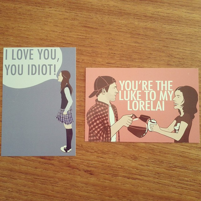 Best postcards ever.