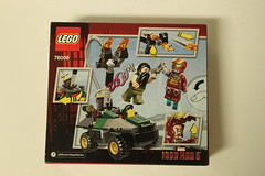LEGO Marvel Super Heroes Iron Man vs. The Mandarin: Ultimate Showdown (76008)