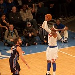 Carmelo Anthony MSG