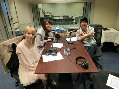 130409 - 廣播《FAIRY TAIL 魔導士ギルド放送局》第55回,來賓聲優「平野綾」擁有『洗澡發問NG』護身符!