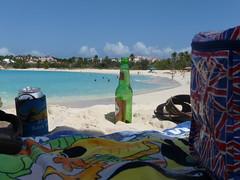 Mullet Bay, St Maarten, March 2013