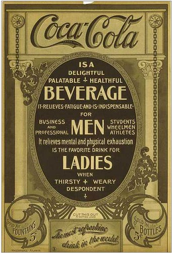Vintage Drinks Advertisements of the 1900s