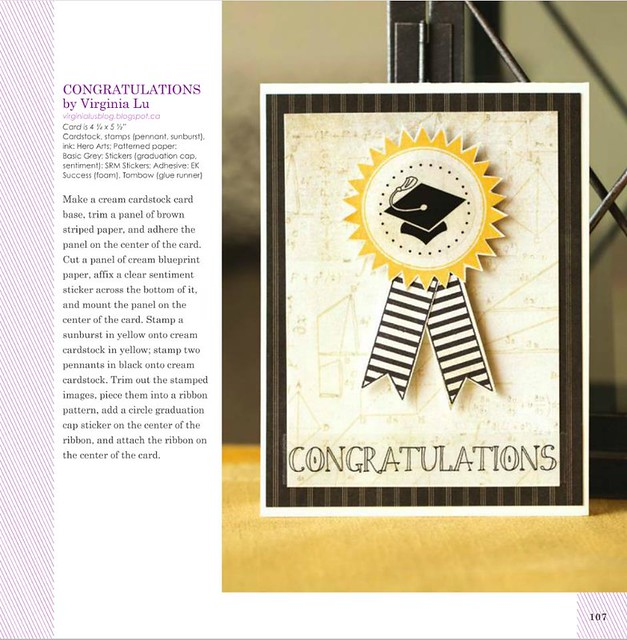 CARDS magazine ( May 2013) Grad
