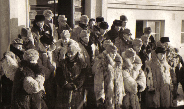 Iisalmen lyseo: penkkarit 1959