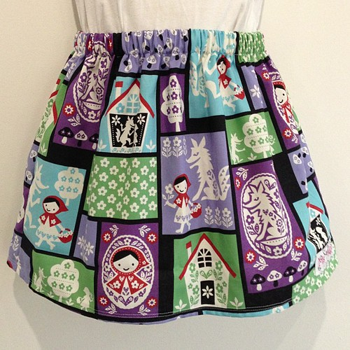 A quick skirt for a great price!