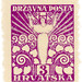 Yugoslavia postage stamp: Angel of Peace